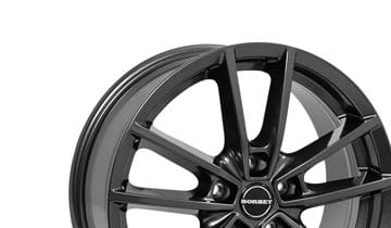 Borbet W mistral anthracite glossy